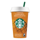 Chilled Starbucks Caramel Macchiato